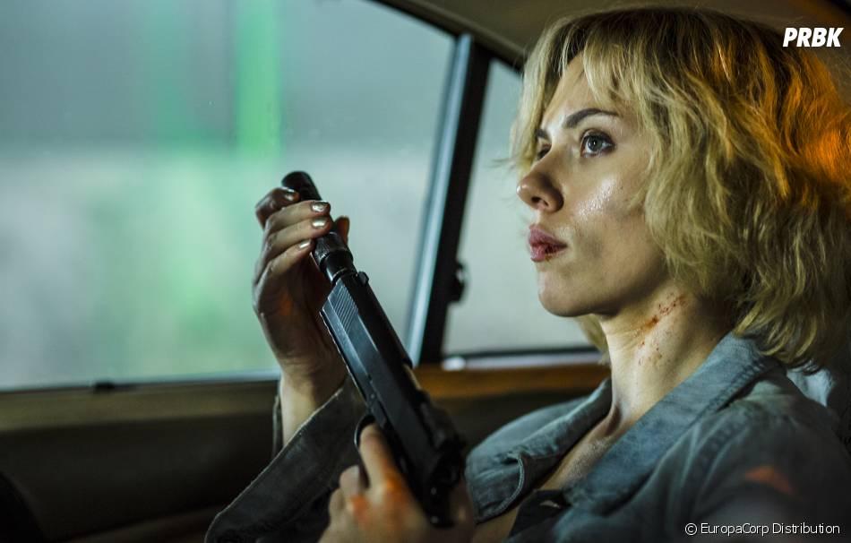Lucy : un film d'action avec Scarlett Johansson