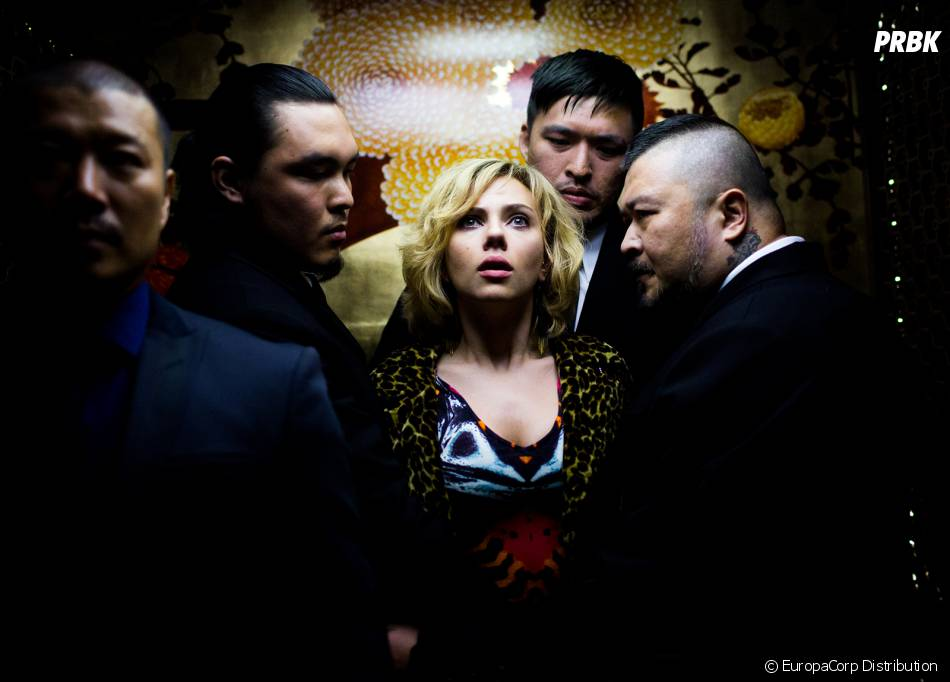 Lucy : Scarlett Johansson devant la caméra de Luc Besson
