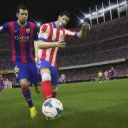 FIFA 15 : un nouveau trailer qui prend le contrôle sur Xbox One et PS4