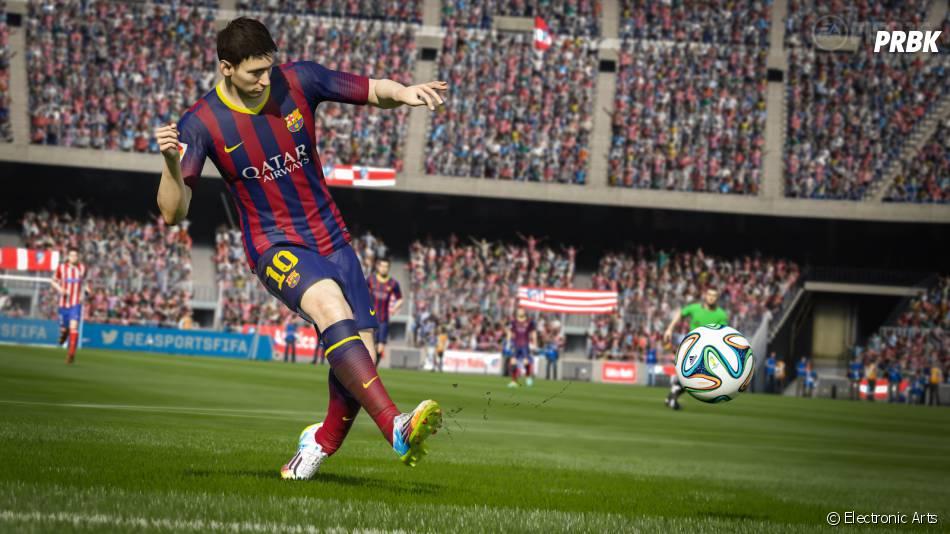 FIFA 15 sortira sur Xbox One et PS4 le 26 septembre 2014