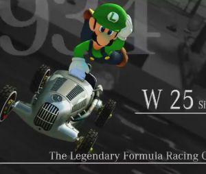 Mario Kart 8 : Luigi au volant d'une Mercedes ? C'est possible !