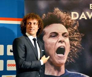 David Luiz est la nouvelle star du PSG