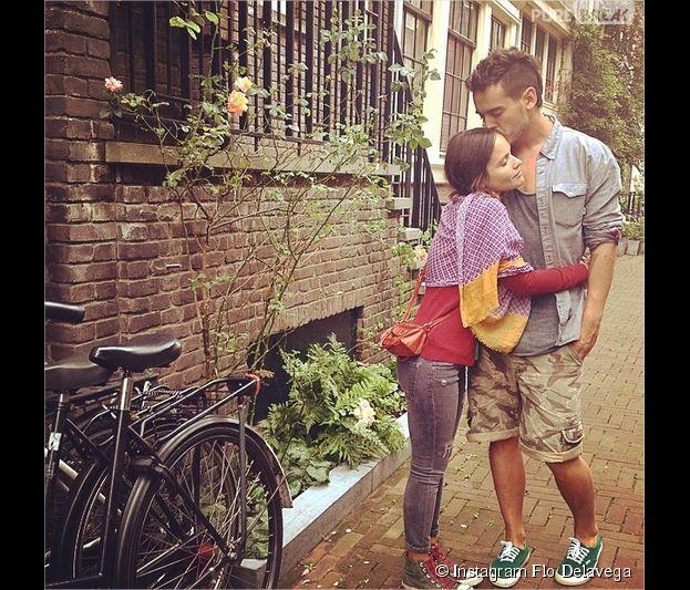 Fréro Delavega : Flo en couple sur Instagram