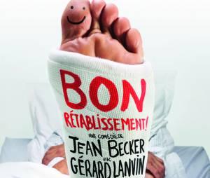 Bon rétablissement ! l'affiche du film de Jean Becker avec Gérard Lanvin, Claudia Tagbo, Fred Testot... au cinéma le 17 septembre 2014