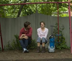 Nos étoiles contraires : Shailene Woodley et Ansel Elgort sur une photo