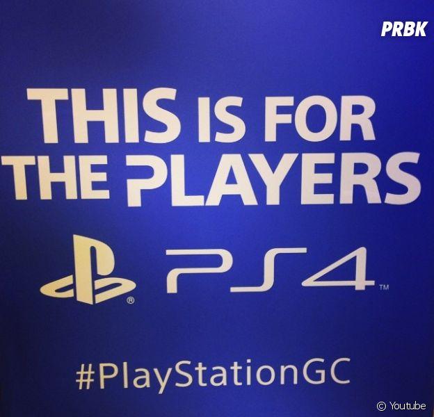 PS4 : Sony tenait hier, mardi 12 août, une conférence à la Gamescom 2014