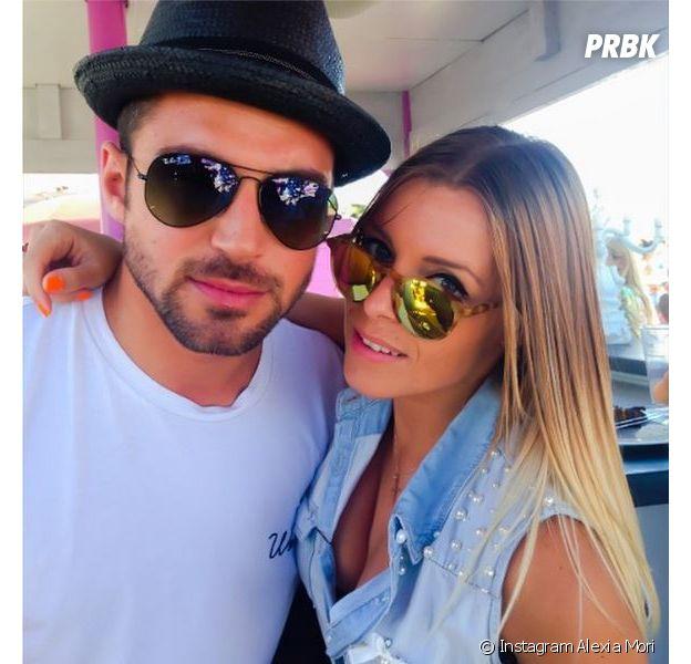 Alexia Mori de nouveau en couple depuis l'été 2014