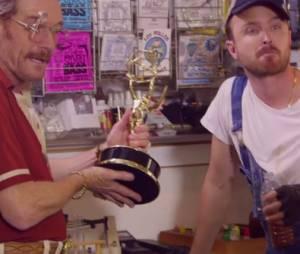 Emmy Awards 2014 : Bryan Cranston et Aaron Paul dans un sketch délirant