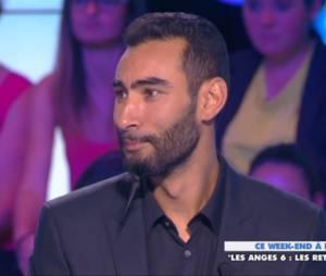 La Fouine était l'invité de l'émission Touche pas à mon poste, le 7 juillet 2014