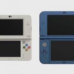 New 3DS : Nintendo dévoile sa nouvelle console surprise