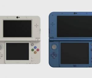 """Nintendo : les deux """"New 3DS"""" du constructeur"""