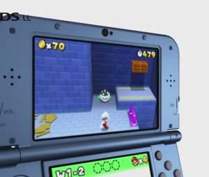 Nintendo : la 3D de la New 3DS n'est plus flou sur les côtés