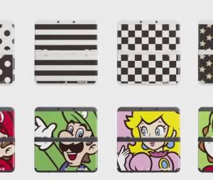 La New 3DS proposera des coques interchangeables