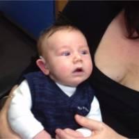 Quand un bébé sourd entend pour la première fois la voix de ses parents