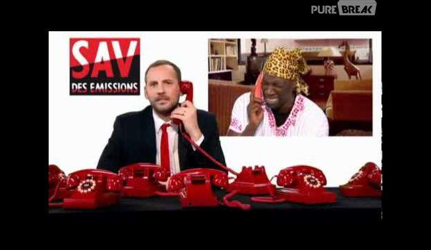 Best-of d'Omar Sy en Doudou
