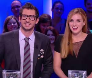 Monsieur Poulpe et Alison Wheeler du Studio Bagel remplacent la Miss Météo Raphaëlle Dupire