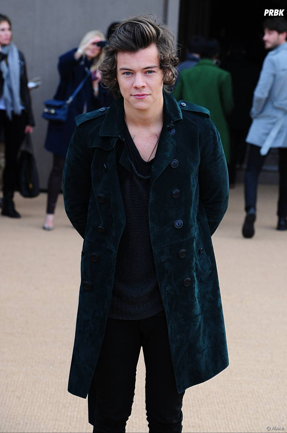 Harry Styles source d'inspiration de Taylor Swift pour 1989