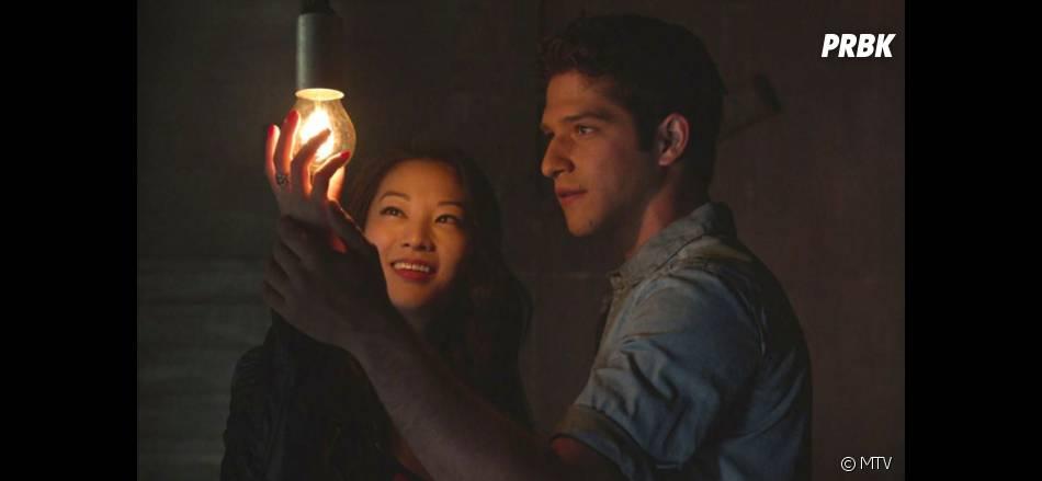 Teen Wolf : Kira et Scott dans la saison 4