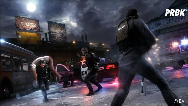 Battlefield Hardline sort début 2015 sur Xbox One, Xbox 360, PS4, PS3 et PC