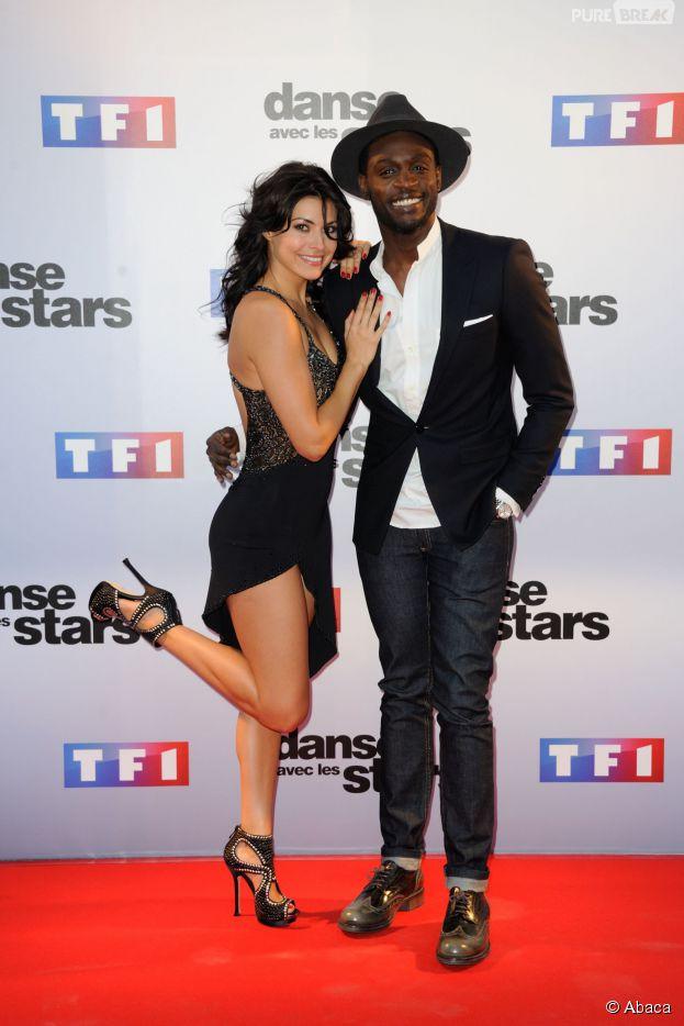 Corneille et Candice Pascal en duo dans Danse avec les Stars 5