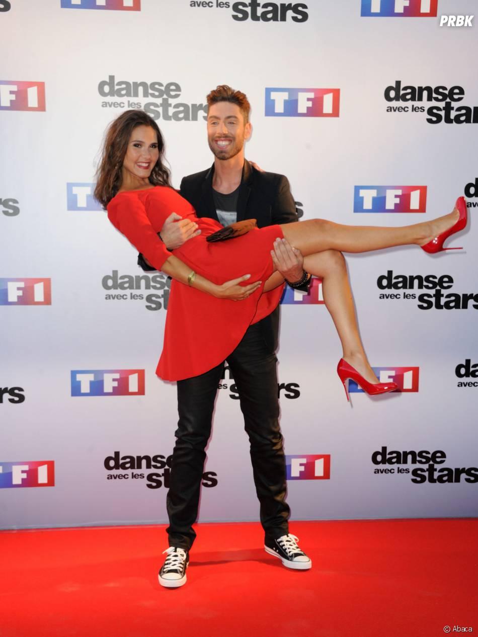 Joyce Jonathan et Julien Brugel en duo dans Danse avec les Stars 5