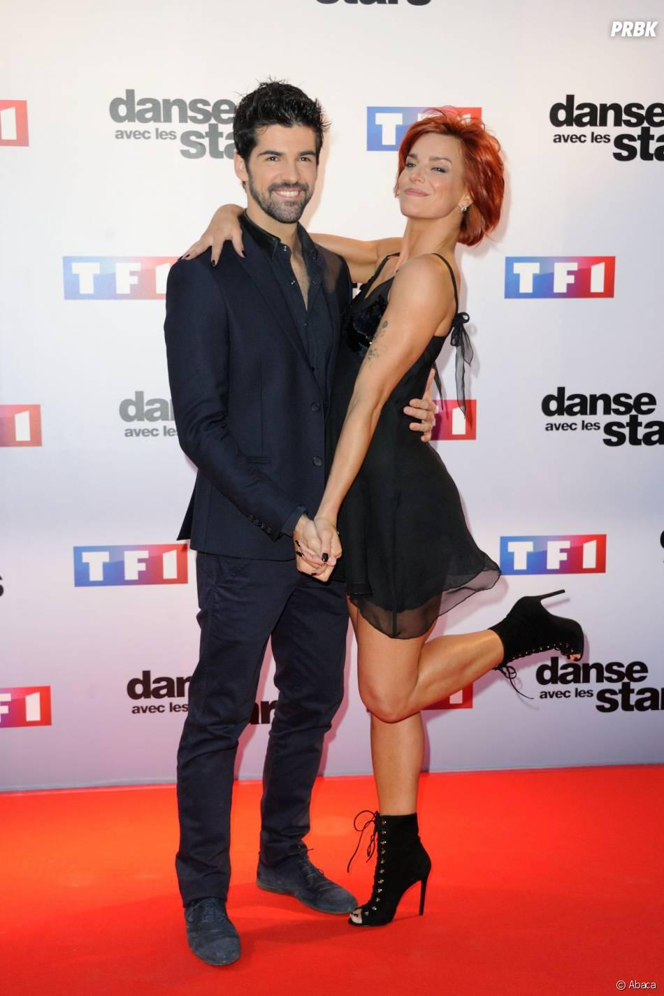 Miguel Angel Munoz et Fauve Hautot en duo dans Danse avec les Stars 5