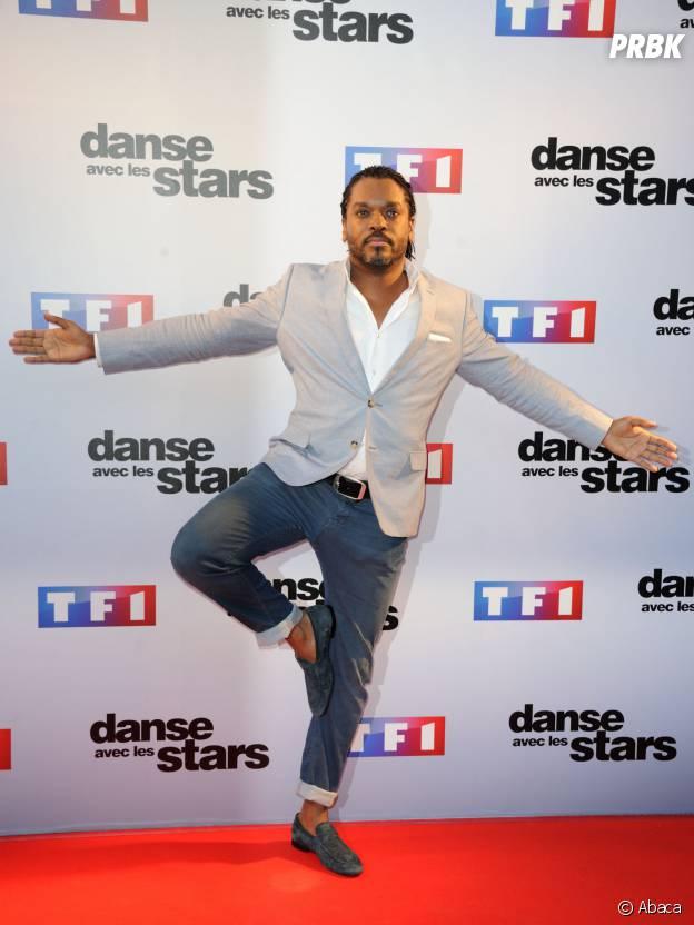 Anthony Kavanagh lors de la conférence de presse de Danse avec les Stars 5 le 10 septembre 2014