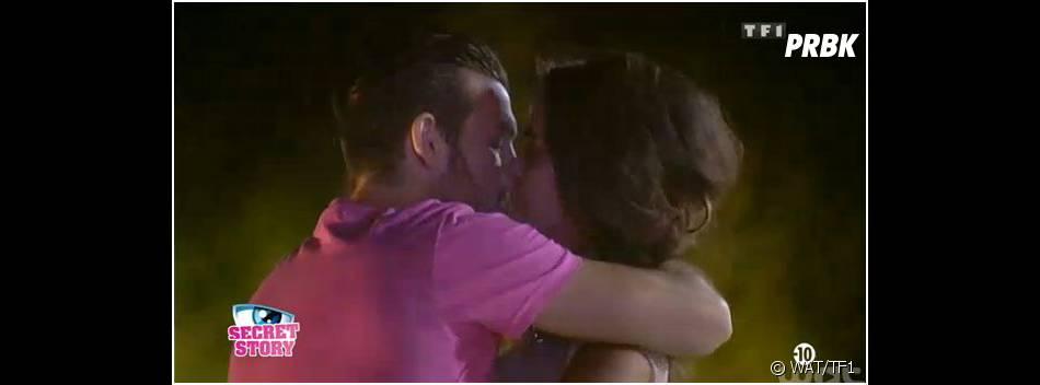Secret Story 8 : Leila et Aymeric ne se quittent plus