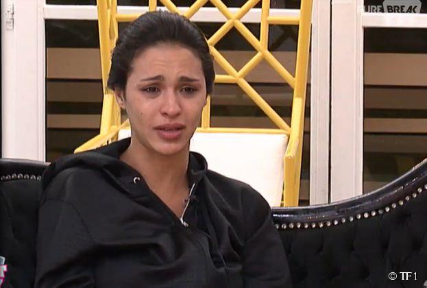 Secret Story 8 : Leila en larmes après l'exclusion d'Aymeric