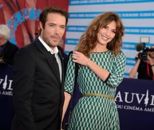Doria Tillier et Nicolas Bedos : grands sourires complices au festival du film américain de Deauville 2014