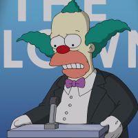 Les Simpson : et si Krusty le Clown trouvait la mort cette année ?