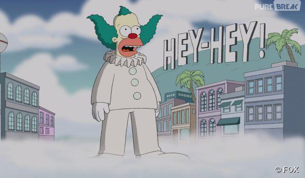 Les Simpson : Krusty va-t-il mourir ?