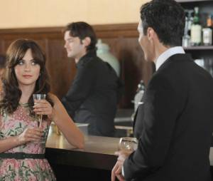 New Girl saison 4 : Jess va tenter de charmer le témoin d'un mariage