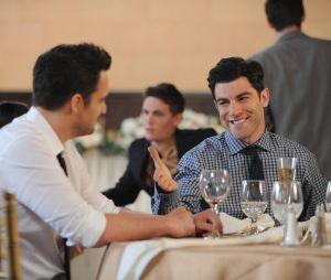 New Girl saison 4 : Schmidt et Nick à un mariage dans l'épisode 1