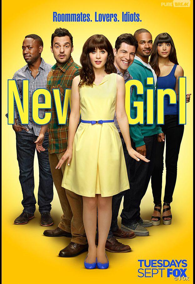 New Girl saison 4 : une année placée sous le signe du sexe