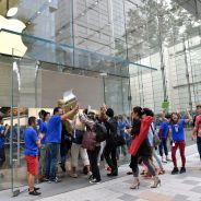 iPhone 6 : premier à l'acheter... et premier à le faire tomber