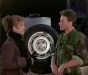 Friends : Jean Claude Van Damme dans la série