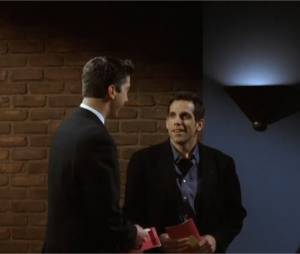 Friends : Ben Stiller dans la série