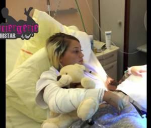 Aurélie Dotremont : retour sur son hospitalisation