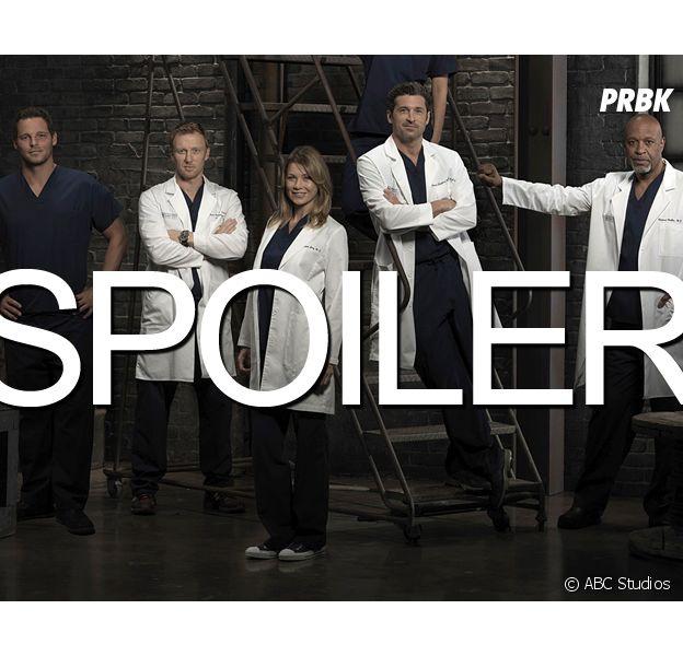 Grey's Anatomy saison 11 : spoilers avant le retour de la série