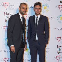 Tony Parker amoureux, Joy Esther glamour : les photos du gala Par Coeur