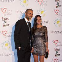 Tony Parker amoureux, Joy Esther glamour : les photos du gala Par Coeur