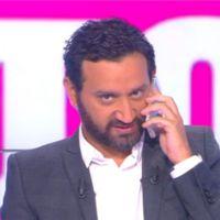 Cyril Hanouna : en direct dans TPMP, il décroche son téléphone pour Gad Elmaleh
