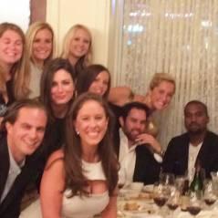 Kanye West : son geste étonnant pendant un enterrement de vie de jeune  fille