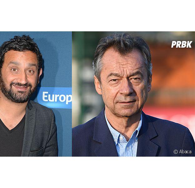 Cyril Hanouna VS Michel Denisot : critiques et réponse sur Twitter