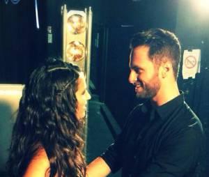 Elisa Tovati et Christian Millette dans les coulisses de Danse avec les Stars 5