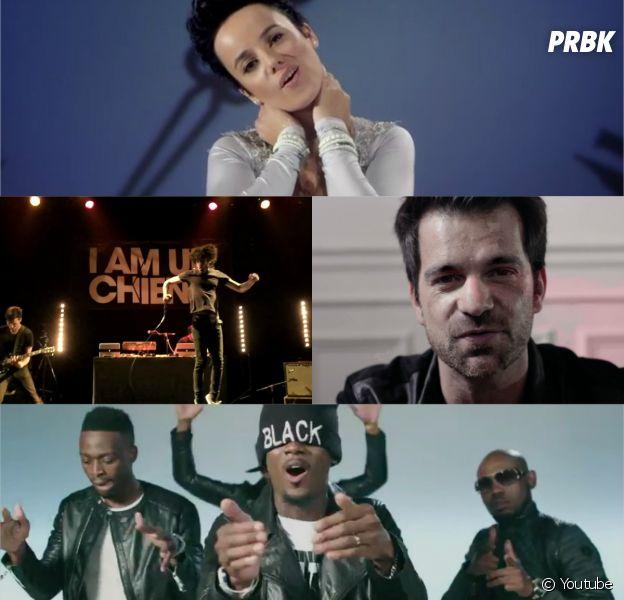 Black M ft The Shin Sekaï & Doomams, Alizée, I AM UN CHIEN !!, Corson et Charlie Winston dans les clips de la semaine, octobre 2014
