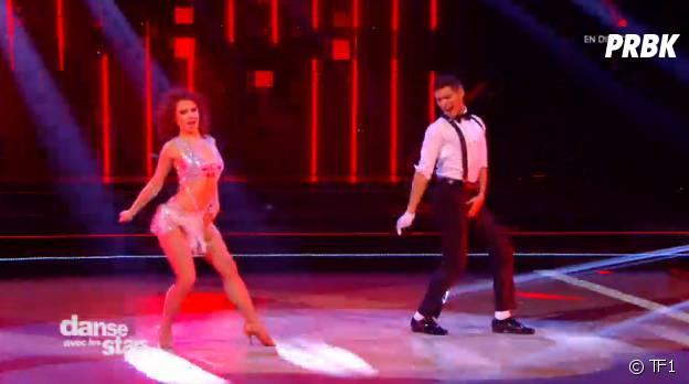 Danse avec les stars 5 : Rayane Bensetti en mode Michael Jackson