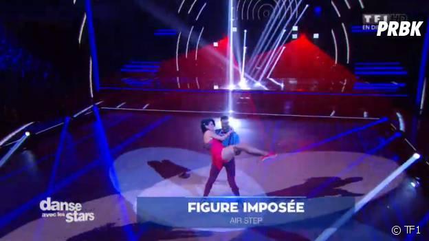 Danse avec les stars 5 : Corneille lors du prime 4