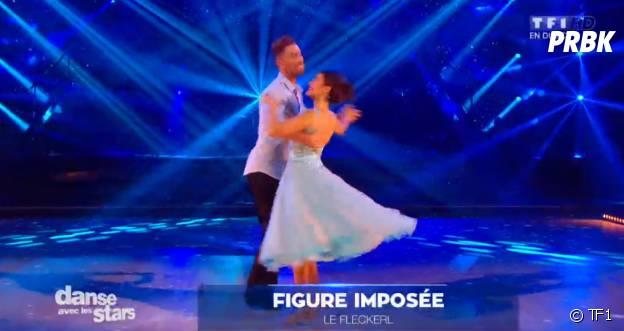 Danse avec les stars 5 : Joyce Jonathan sur une valse dans le prime 4